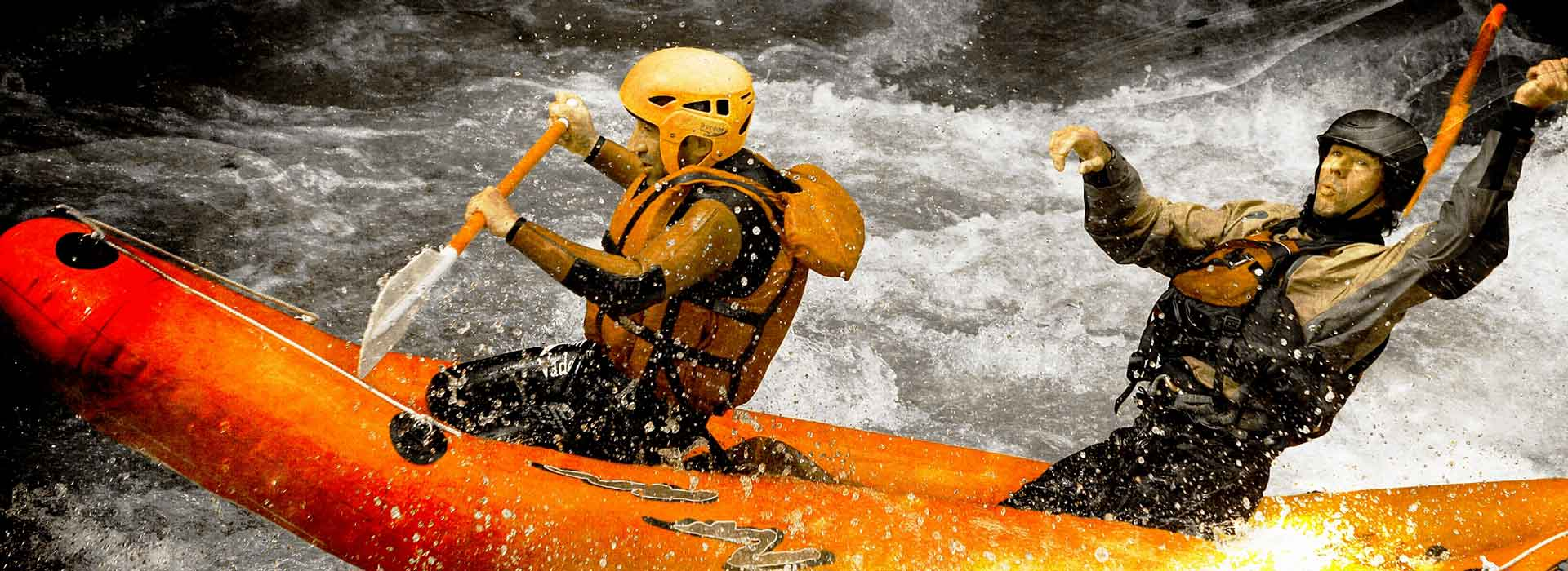 Savoie canoe-raft, white water base Bourg-Saint-Maurice