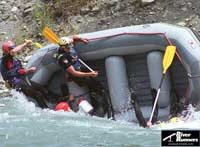 Stage de rafting !